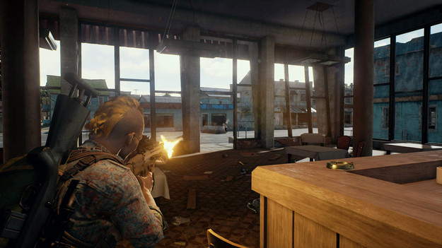 New game from the Playerunknown's Battlegrounds author